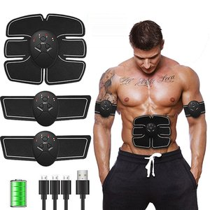 Electronic Smart EMS Hips Trainer Electric Muscle StimulatorWireless abdominal muscle trainer Fitness Body Slimming MassagerRabi