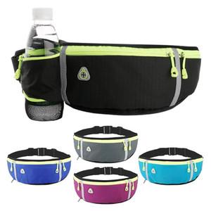 Waterproof Running Waist Bag Gym Sports Jogging Portable Outdoor Phone Holder Belt Bag Women Men Fitness Cycling Accessories