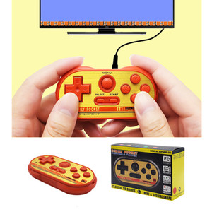 MIPAD 90 SM Classic TV Video Game Console Slim Station Game Player Build-20-in 8 bit para Nes Reteo Games Soporte AV Cable Family Pocket