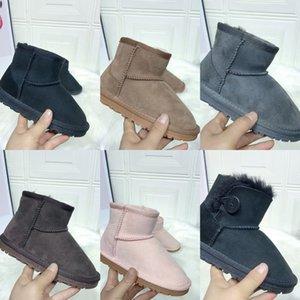 u3XP loveewalk enfants bottes hiver nouvelle princesse bottes chaussures filles grandes strass fille velours pour enfants zipper automne