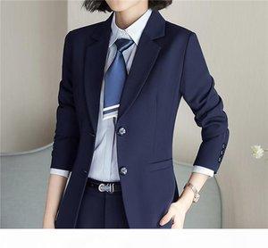 New Fashion Women Formal Blazer Jacket Long Sleeve Coat Jackets Outerwear Woman Tops Female Casual Blazer
