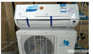 1.5P cold and warm wall-mounted air conditioner KFR-35 with electric auxiliary heat