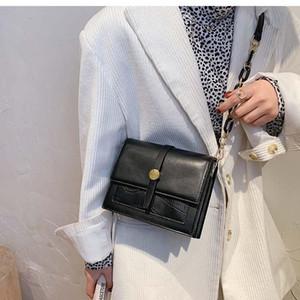 Omuz Çantaları Rahat Lüks kadın Çanta Messenger Kadınlar için 2021 Yüksek Kalite PU Deri Crossbody Çanta