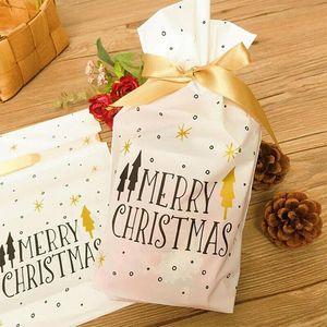 Christmas Sacks Drawstring Bag Small Coin Purse Travel Women Small Bag Christmas Gift Pouch Cute Present Storage Bags
