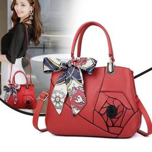 LOU PU Leather Bags Handbags High Quality Women Brands Scarves Crossbody Bag For Women 2020 Luxury Handbags Bags Designer