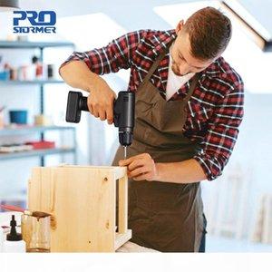 PROSTORMER 12V Mini Şarjlı Temizleme Ev Aletleri T200325 Elektrikli Tornavida Kentsel Kadınlar Genç Ev Mobilyaları Tamir yükleyin Matkap