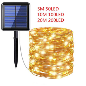 Merry Christmas Decorations for Home Solar Led Light Outdoor 100 200 Leds Christmas Ornament 2020 Xmas Gift Noel New Year 2021