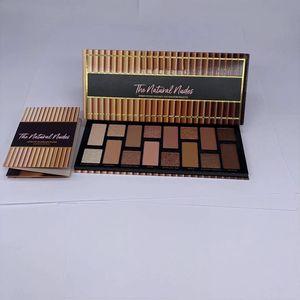 Top-Qualitäts-Make-up-Palette, die auf diese Weise geboren wurde, die natürliche Nudes-Lidschatten-Palette 16 Farben