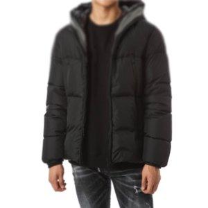 20FW Classic Winter Windproof Down Jackets Warm Simple Solid Coats Men Women High End Down Jacket Street Fashion Outdoor Outwear HFYMYRF087