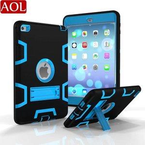 iPad 미니 1/2/3 7.9 iPad mini4 / 5에 대 한 오리지널 실리콘 PC 갑옷 충격 방지 케이스