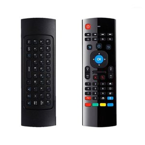 MX3 Air Mouse Smart Voice Remote Control 2.4G Wireless Keyboard for TV Box Android Mecool H96 Max X96 Mini Mi Box1