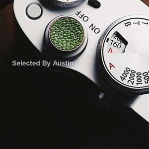 Retro Brass Shutter Release Button For Leica Fuji