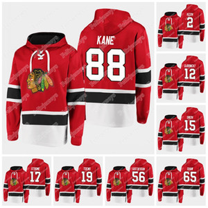 Chicago Blackhawks 2020 Dasher Player Hoodie Kirby Dach Patrick Kane Jonathan Toews Alex Debrincat Duncan Keith Saad Andrew Shaw Strome