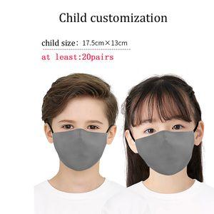 2020 Vente chaude Jeu de dessin animé Fortnite Fortnite Battle Royal Digital Impression de masques pour adultes et enfant à mapper personnalisation