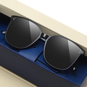 Luxury Square Sunglasses Women Brand Designer Retro Alloy Frame Big Sun Glasses Vintage Gradient Male Oculos Feminino