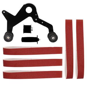 FreeShipping Multifunctional M14 M10 Iron Angle Grinder Sanding Belt Adapter Accessories of Sanding Machine Grinding Polishing Machine