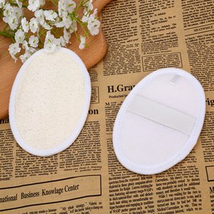 Natürlicher LOOFAH PAD-LOOFAH-Wäscher Entfernen Sie die tote Haut-LOOFAH-Pad-Schwamm für Zuhause oder heiße CCE4268