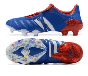 Predator 20+ Mutator Predator Mania Tormentor FG Beckham Soccer Zapatos Fútbol Entrenamiento de fútbol Botas locales Tienda en línea Yakuda Mejores deportes 2020