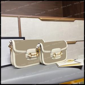 Bolso Mujeres Lujos Diseñadores Bolsos Messager Bag Fashion 1955 Bolsa de caballo Diseñadores Para Mujer Crossbody Saddle Bag Bols Bolsos Bolsos Vectores Calientes