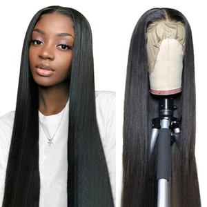 Straight Lace Front Human Hair Wigs 4x4 Closure Wig 13x6x1 Brazilian Straight Lace Front Wig 13x4 Lace Frontal Wig