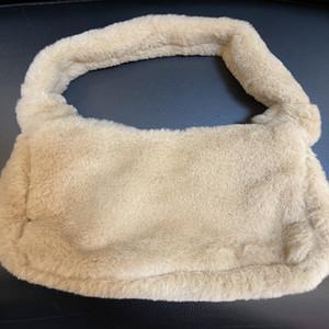 Bolsa de maquillaje de moda Patrón clásico 3 colores Vintage Party Bag Franel Mano Bag Lady Plush Caja de almacenamiento