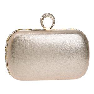 \new striped gradient color dinner bag sweet ladies hand tested beautiful ladies shoulder diagonal bag FDG