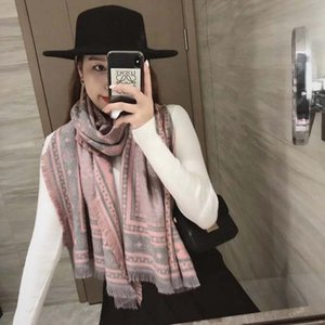 180*30CM Luxury designer Scarf Ladies Winter scarf Luxury designer brand delivered to your home