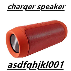 Sem fio CHARGE2 + IPX5 Bluetooth Speaker para celular Portátil Pequenos Alto-falantes Suportes USB Audio Player Titular do Telefone