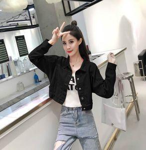 2021ssfashion vestes Veste de baseball Sport hip hop Femmes Windbreakers Vêtements d'extérieur Lettres imprimées Jeans Jacket Streetwear Windbreaker