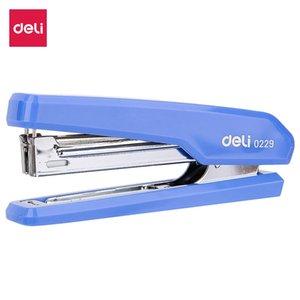 Deli Stapler 10 Metal Base Durável Stapler 0229 Artigos de papelaria Office Supply Staples Acessórios de escritório H Bbynxi Ladyshome