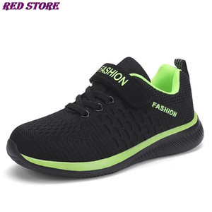 Sneakers Kids Lightweight Children Boys Shoes Casual Sport Running Breathable Tenis Infantil Basket Enfant Garcon Size 28-38
