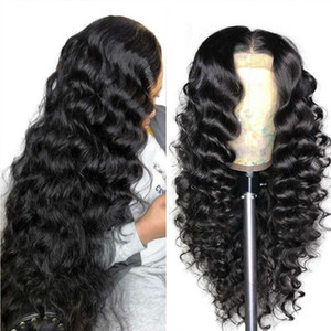 Loose Deep Wave Wig 13X4 Lace Front Human Hair Wigs for Women 13X6x1 Brazilian Hair Wigs Pre Plucked 360 Lace Frontal Wig