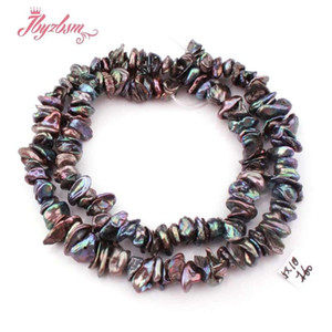 Natural Freshwater Pearl Edsion Beads Loose Natural Stone Beads For Diy Woman Gift Necklace Bracelet Eaaring Jewelry Making 15