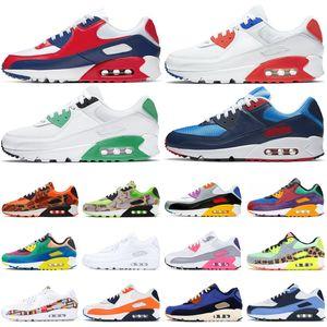 Erkekler için koşu ayakkabıları kızılötesi Uluslararası Bayrak Paketi üçlü beyaz siyah ESSENTIAL Lazer Pembe Bred kadınlar spor sneaker eğitmenler boyutu 36-45