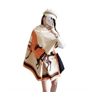 OGH7 Kalp Hediye Moda Kare Scarve 50 * 50 cm Küçük Kadınlar Yaz Ipek Eşarp Yumuşak Bayanlar Kare Mendil Baskı Parti Yeni TA1675