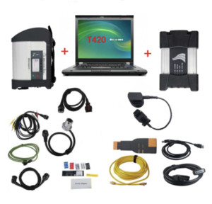 for BMW ICOM NEXT + MB STAR SD C4 with I5 4GB T420 laptop MB ICOM 2IN1 S.oftwares Full Set Ready to Use