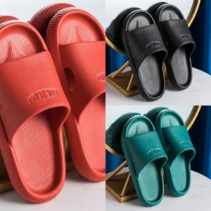 adzS Original Top Leather Rabbit Fur Quality Slippers suower slipper Hot Winter New Fashion Women Ladies Warm Sandals Home Flip