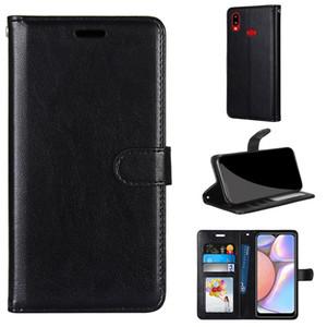 Wallet Phone Case For Samsung Galaxy A10S A01 A70 A60 A50 A40 A30 A20 A20E A10 Flip PU Leather Coque Card Slots
