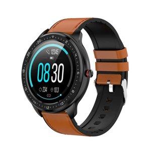 2021 NUEVO Z06 SMART 1.3-Inch Alta definición Pantalla táctil Bluetooth Medidor de ritmo cardíaco Paso BR