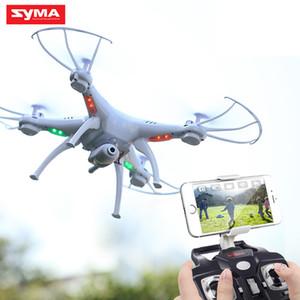 Syma X5SW Remoto Controle Drone Quadcopter HD Fotografia aérea de fotografia infantil 201208