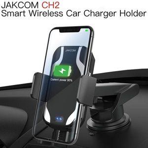 Jakcom CH2 Akıllı Kablosuz Araç Şarj Montaj Tutucu Sıcak Satış Cep Telefonu Mounts Tutucular Vograce Bf Film Open Mini Otobüs