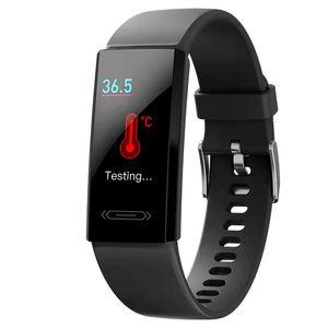 The hottest smart bracelet NFC swipe card Bluetooth call Wristband waterproof heart rate Monitoring electronics watch Wholesale 10303