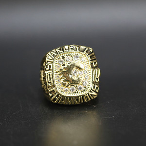 Wholesale 1989 Calgary Flame Hockey Championship Ring