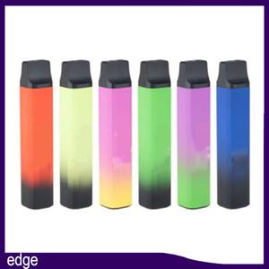 Dispositivo de vaina desechable de borde 1100mAh Batería 1500 Puffs 6ml Capacidad Vape Vape Pen vs Barra de aire 0268185