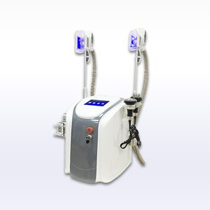 2021 NEW Multifunction Vaccum Therapy Cryolipolysis Slimming Machine Portable Cryolipolysis Lipo Laser Cavitation Radio Frequency Machine