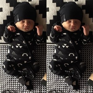 Winter Pudcoco 2020 Newborn Infant Baby Boy Girl Zip Long Sleeve Romper Jumpsuit Clothes Outfits Z1121