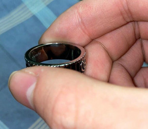 Mode 925 Sterling Silber Schädel Ringe Moissanite Anelli Bague für Herren und Frauen Party Promise Meisterschaft Schmuck Liebhaber Geschenk mit Kasten