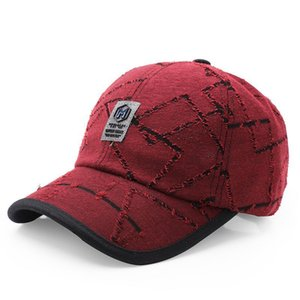 New Designer Hats Men High Quality Creative Cotton Personality Baseball Cap Luxury For Women Breathable Thin Sunscreen Summer