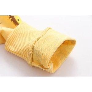 Saileroad الأسد طباعة الربيع بنين ماركة ملابس الأطفال هوديس الصبي القطن الحيوان نمط الاطفال بلوزات Y200901