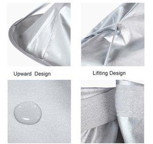 Air Coloring Products Wrap Brainbow 1pc Foldable Barber Cloak Diy Hair Cutting Waterproof Cloak Umbrella Cape Salon Barb bbyQKc sweet07